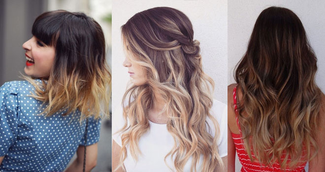 Ombre hair colour has become a trend these days as it looks extremely stylish, cool and trendy. From celebrities to common people everybody choose to this hair colour tend