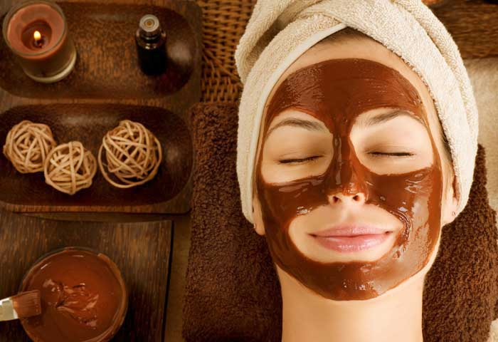 Coffee Scrub And Mask For Glowing Skin