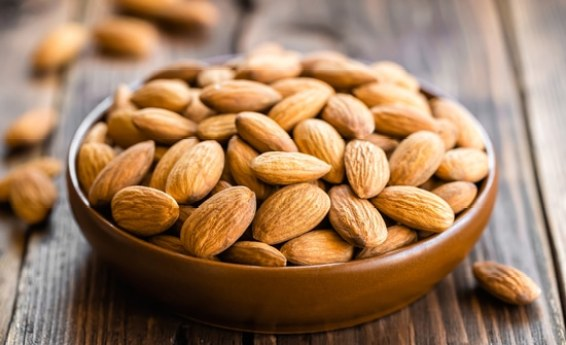 Almonds To Remove Black Spots on Your Face