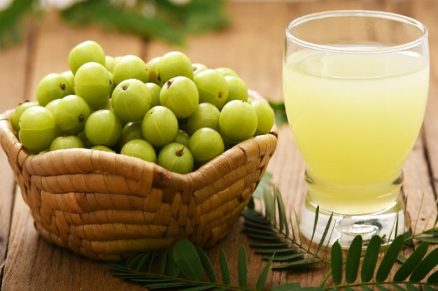 Amla for Sensitive Skin