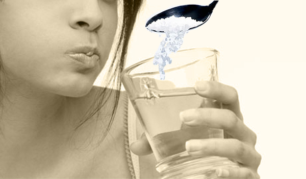Gargling With Hot Water for Common Cold