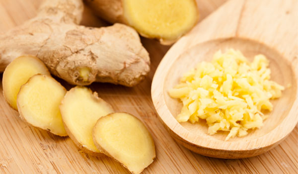 Ginger for Chest Congestion