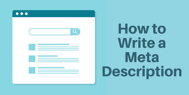 How to Write Great Meta Descriptions for SEO