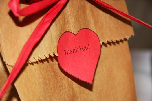 Best Thank You Messages and Quotes