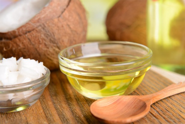 Coconut Oil for Dark Knees and Elbow