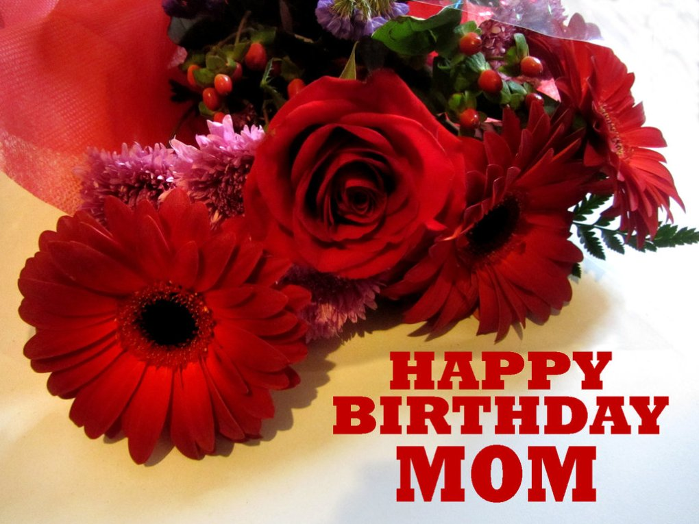 Happy Birthday Messages and Quotes for Mom