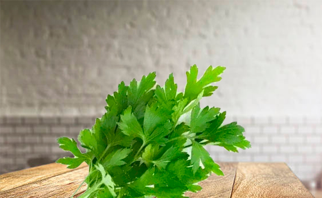 Parsley for Dark Spot