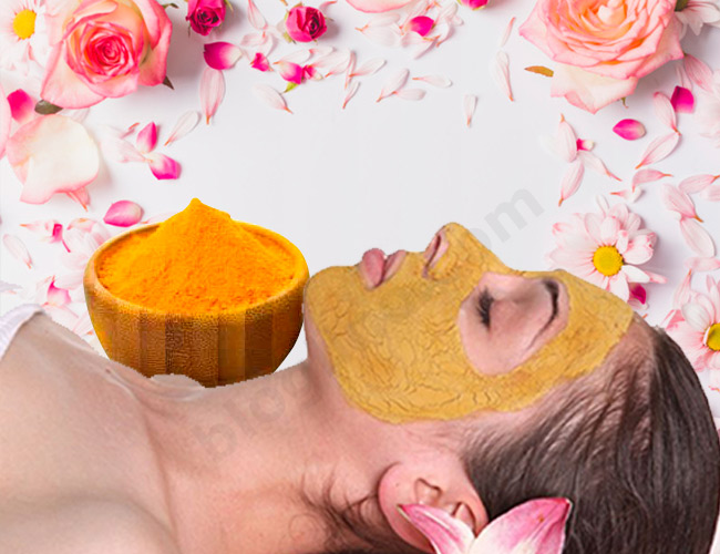 turmeric face packs