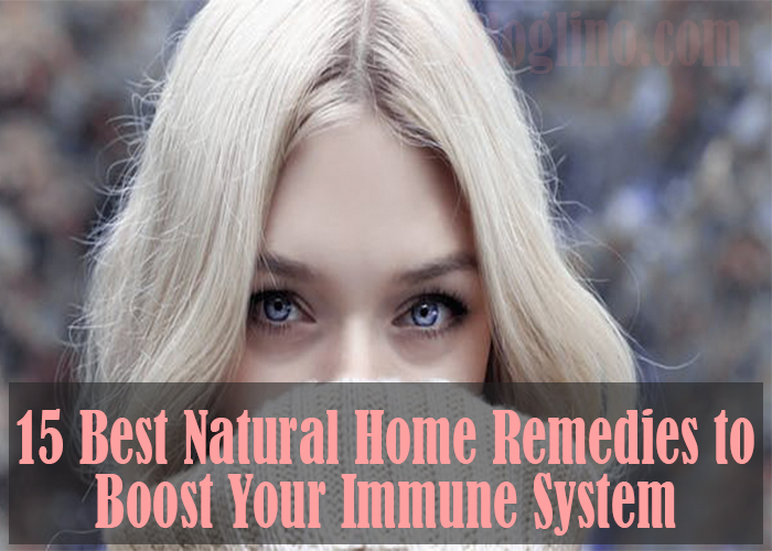15 Best Natural Home Remedies to Boost Your Immune System