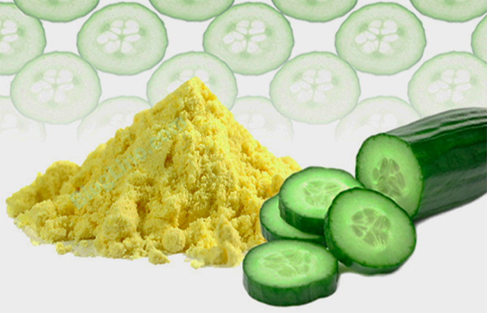 Besan and Cucumber Face Packs for Blemishes and Open Pores