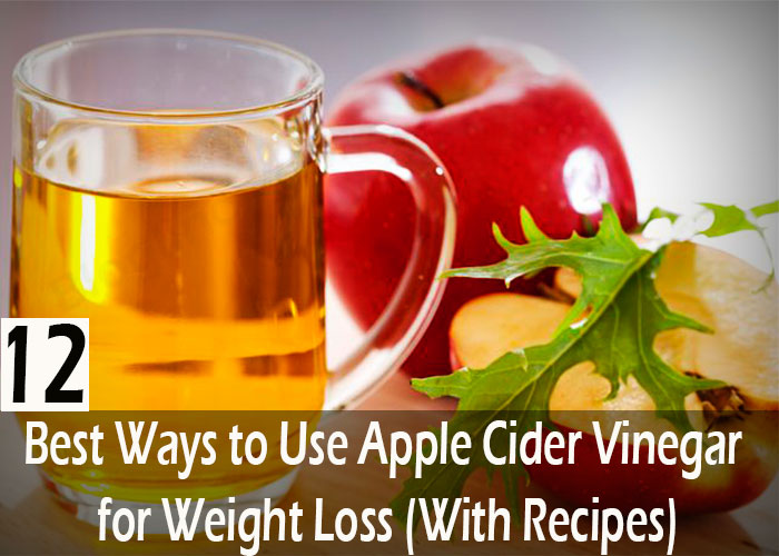 12-Best-Ways-to-Use-Apple-Cider-Vinegar-for-Weight-Loss-(With-Recipes)