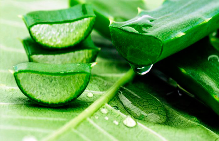 Aloe Vera for Clear Skin