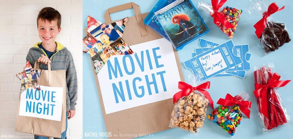 DIY dia del padre movie night Blog Mamas Modernas