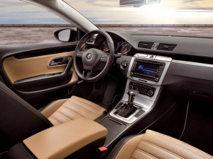 vw passat b6 interior