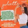 Juliette ganha plano vitalício de academia paraibana
