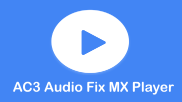 ac3 audio fix mx player