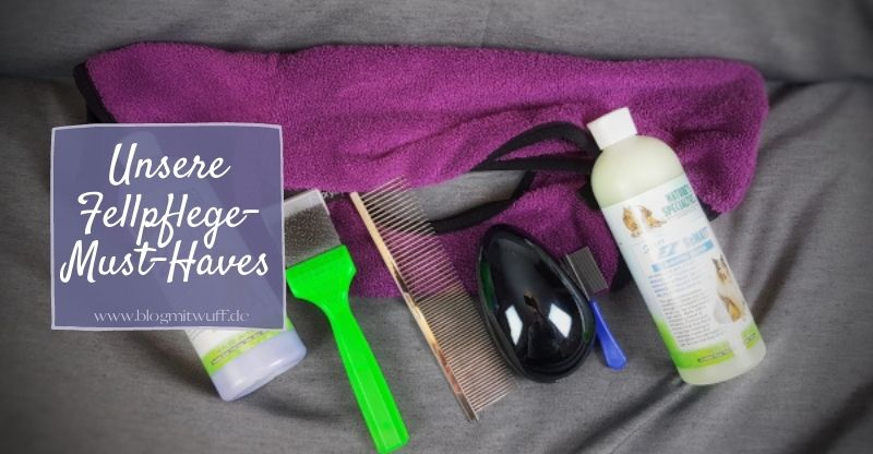 Read more about the article Unsere Fellpflege-Must-haves