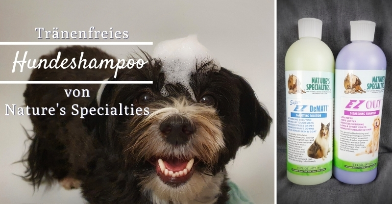 Read more about the article Hundeshampoo von Nature's Specialties
