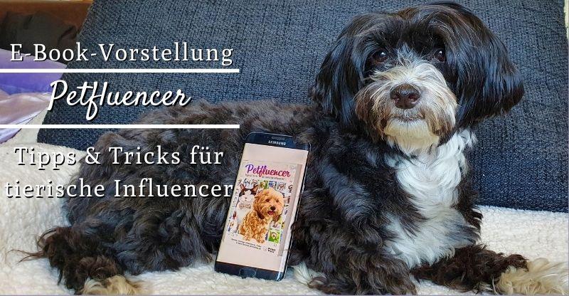Read more about the article E-Book-Vorstellung | Petfluencer – Tipps & Tricks für tierische Influencer