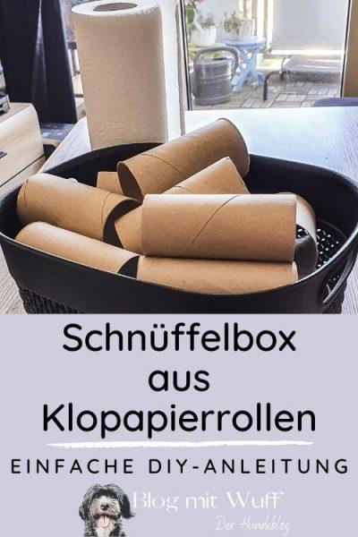 PIN zu DIY Schnüffelbox