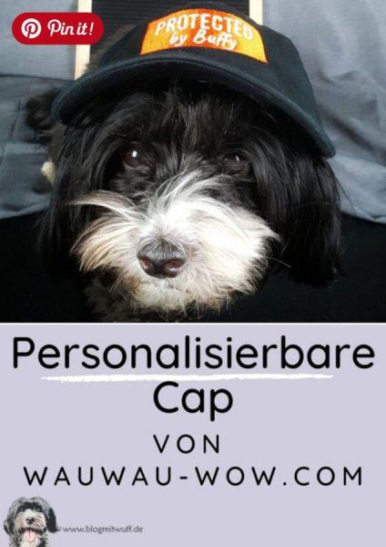 Pin it - Personalisierbare Cap von wawau-wow.com