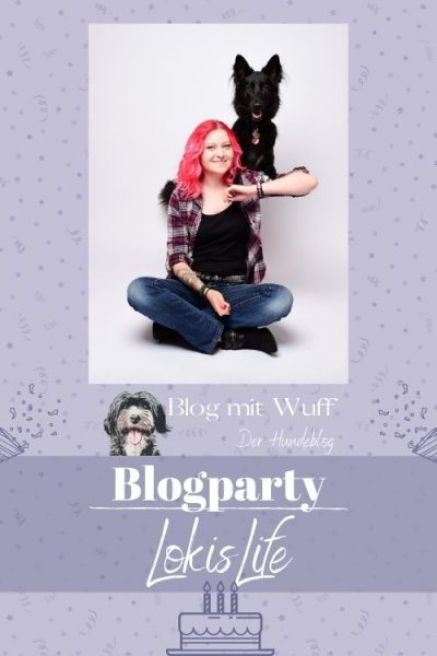 Pin zu Bloggeburtstag mit LokisLife
