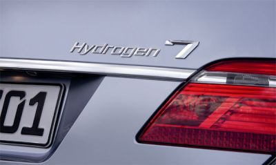 Auto a Idrogeno - Hydrogen 7