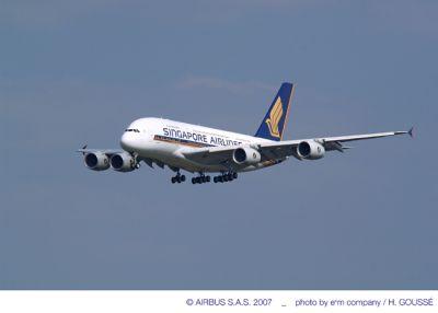 Airbus A380 – L'aereo civile più grande del mondo