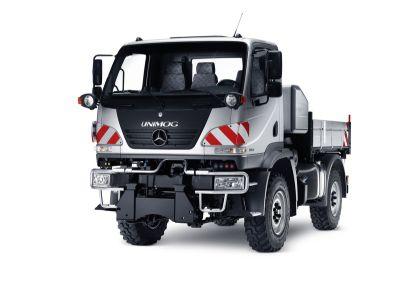 Mercedes-Benz Unimog U 20: l'Unimog compatto