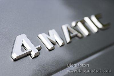 Mercedes-Benz Classe C 4MATIC