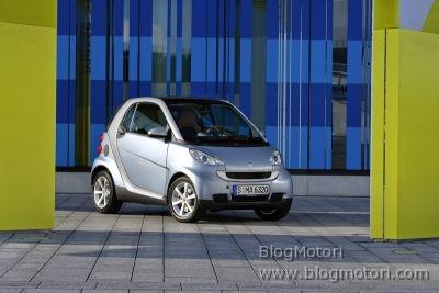 Edition limited two – nuova edizione speciale di smart fortwo