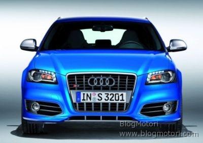 Audi A3 Model Year 2009, ecco le foto