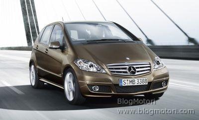 All'Auto Mobil International riflettori puntati su Mercedes Classe A Nuova Generazione