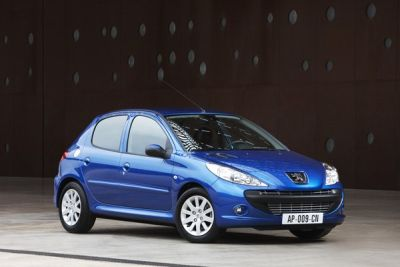 Peugeot 206 Plus: Enfant Terrible che si rinnova
