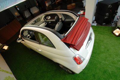 Nuova Fiat 500C: via alle prenotazioni con prezzi da 16.600 euro