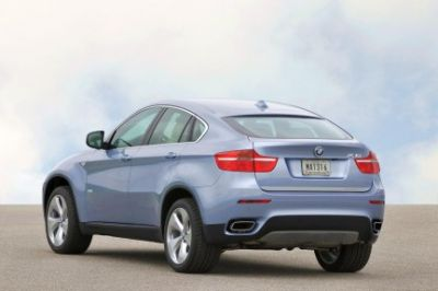 BMW ActiveHybrid X6 02