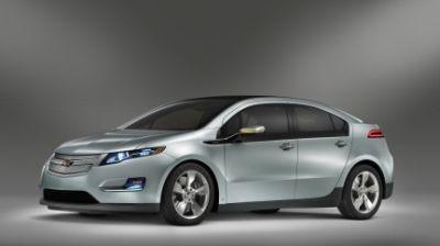 Chevrolet Volt l'auto dai consumi record sarà in europa dal 2011
