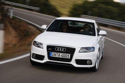 Salone di Francoforte Audi A4 3.0 TDI clean diesel quattro