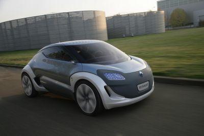 Renault la produzione del futuro veicolo elettrico inizierà nel 2012 00