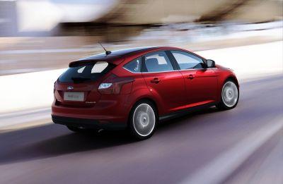 Detroit Auto Show 2010 le immagini della nuova Ford Focus 000
