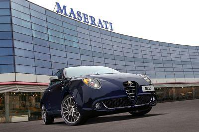 MiTo for Maserati 100 vetture come Courtesy Car per i clienti della Casa del Tridente 00