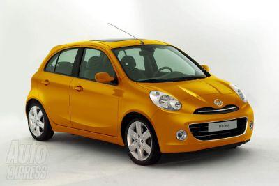 Ginevra 2010: prima mondiale della nuova Nissan Micra e non solo…