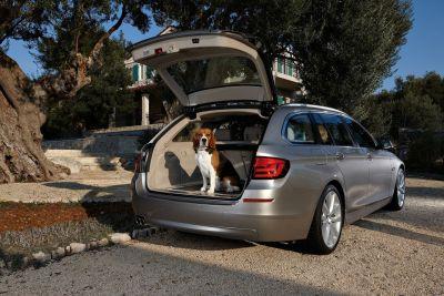 Nuova BMW Serie 5 Touring 00