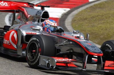 GP di Shanghai bene McLaren, male Ferrari 00