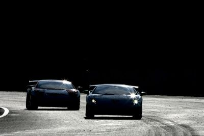 Lamborghini Blancpain Super Trofeo le Gallardo LP 560-4 tornano in pista