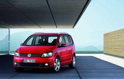 Salone di Lipsia 2010 anteprima mondiale della nuova VW Touran 00
