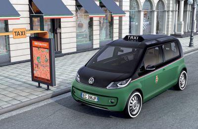 Concept car Milano Taxi