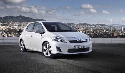 Nuova Auris HSD prima vettura full hybrid realizzata in Europa