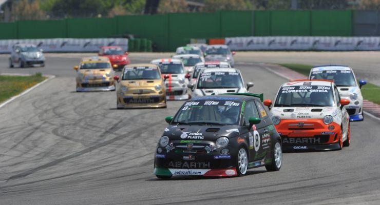 Abarth Race Days: domani tutti in pista a Varano