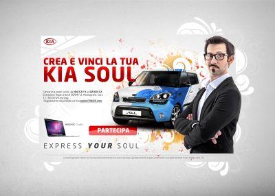 Kia: il nuovo e divertente contest per vincere la Soul